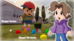 [SFM] Ness's eggs hunt by ZeFrenchM