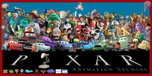 Tribute to Pixar :EDIT: by Seabear
