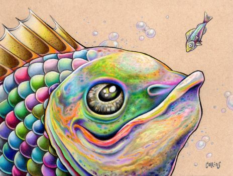Funky Fish 6 by bryancollins