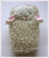 Lamb phone cozy by restlesswillow