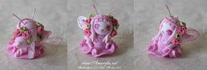 Fairy Fimo 18 by Nailyce