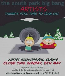 spbb 2013 artist sign ups CLOSING SOON by w0rmsign