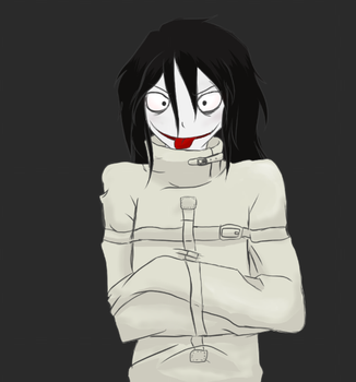 Jeff the Killer by ShiroShototsu
