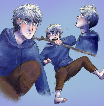 Jack Frost by Minmuchan