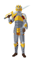 Zack Dyne Armored by Nasby321