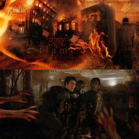 Fahrenheit 451 and The Maze Runner by janeausten2011