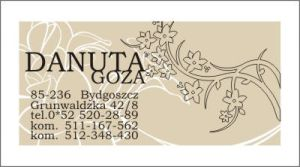 Visiting card by FictionFactory77