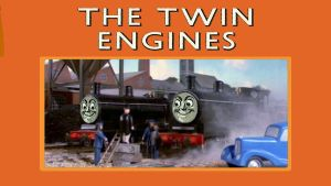 The Twin Engines by JeffreyKitsch