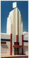 Art Deco Tucson, Arizona by DouglasHumphries