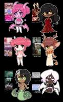 mystery aesthetic adopts (CLOSED) by lymerikk