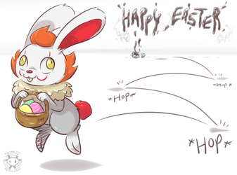 Easter Bunnywise by Twime777