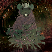 Rat King- inspired by Nevermind by Iron-Zing