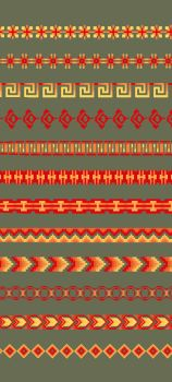 BOAN Clothing Pattern Brushes PK1 by TwistedGarden