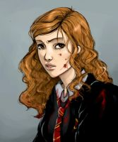 Hermione Granger by Crymson99