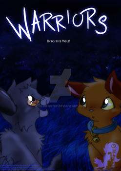 Warriors - Into the Wild by JB-Pawstep