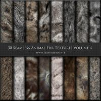 Seamless Fur Textures by roseenglish