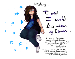 2015 August Me Profile by Dreamsverse