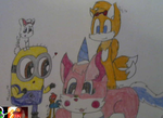 School Sketch Book #1: Movies or TV Shows by cjc728