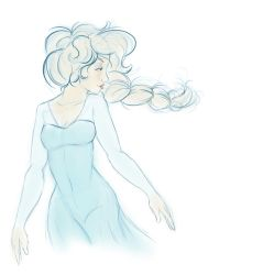 The Cold Never Bothered Me Anyway by EvonAllure