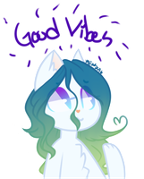 Good Vibes by aque-laven