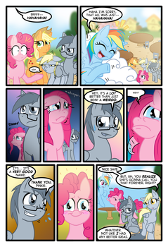 Lonely Hooves 1-21 by Zaron
