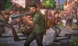 The Last of Us Remastered by PatrickBrown