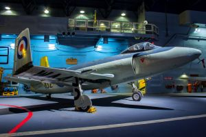 Supermarine Attacker F.1 by Daniel-Wales-Images