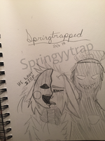 Springtrapped [FNAF 3 Theme] by oh-no-Castiel