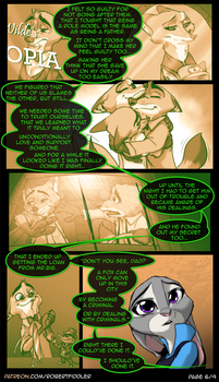 Zootopia - It Should have been me P06 by RobertFiddler