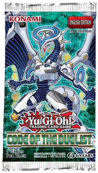 Code of the Duelist TCG [FULL 100 CARDS] by Kai1411