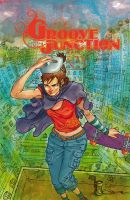 Groove Junction 2 Cover color by astrobrain