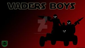 Vaders Boys by Wulfmorgenthaler