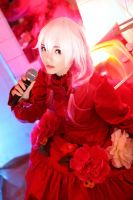 Guilty Crown Inori Yuzuriha by kirawinter