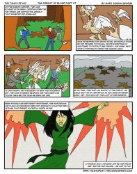 The Forest of Blood: Part 47 by pythonorbit