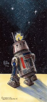 R5-D4 by Phraggle