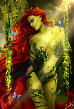 Poison Ivy by Forty-Fathoms