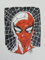 Day 231 Spiderman by TomatoStyles