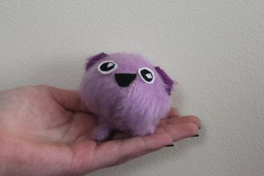 Pgymy Puff Harry Potter Plushie by MissSunflower