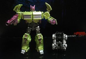 TOXITRON WITH MOTORMASTER by GRIMLOCKPRIME108