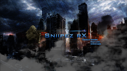 Sniipez Channel Art by Astinax98