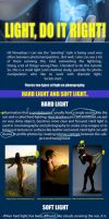 Light, do it right - A guide for photomanipulators by eclipsy