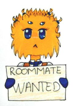 Pokecitia: Roommate Wanted by ArtsySnail