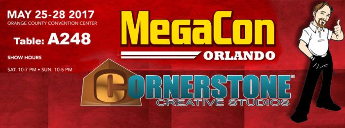 Who will be at MegaCon this weekend? by Cadre