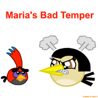 RBT S5 Ep. 7 Maria's Bad Temper Title Card by Mario1998