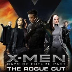 X-MEN Days of Future Past The Rogue Cut by joseelizondo
