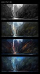 Environment color exploration by krenx