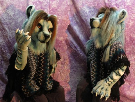 Dragon-Cat Partial Costume by Beetlecat