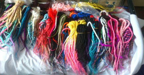 For-Sale-Dreads by cybergeisha