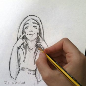 Just smile by delira