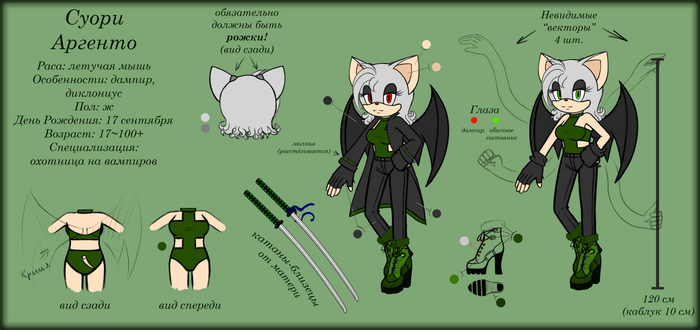 Syori Argento ref (rus) by Ail-ProwerTF